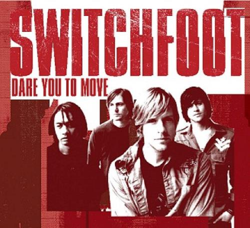 Switchfoot Dare You To Move 2-CD single set (Double CD single) UK SWF2SDA327923