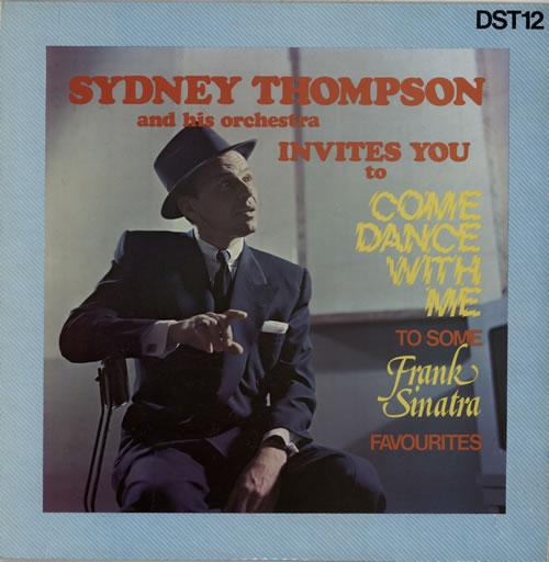 Sydney Thompson Come Dance With Me vinyl LP album (LP record) UK VYDLPCO581231