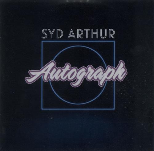 Syd Arthur Autograph CD-R acetate UK WYDCRAU614155