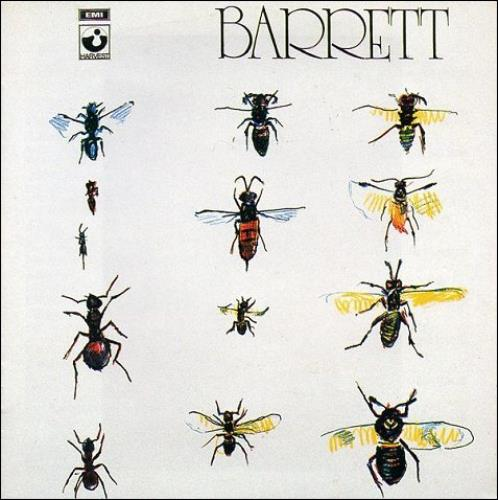 Syd Barrett Barrett CD album (CDLP) UK SYDCDBA587792