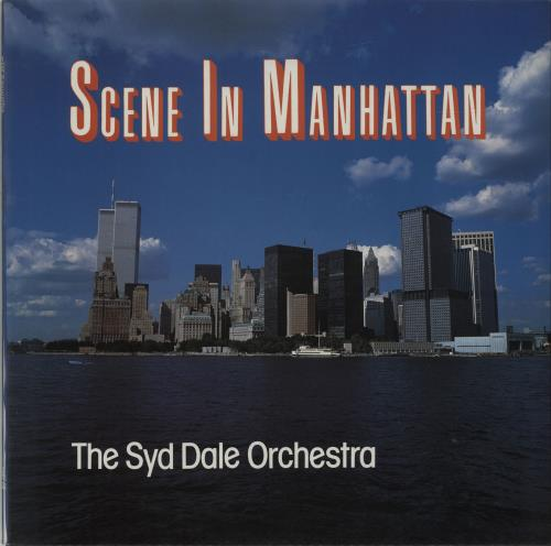 Syd Dale Scene In Manhattan vinyl LP album (LP record) UK VZDLPSC683126