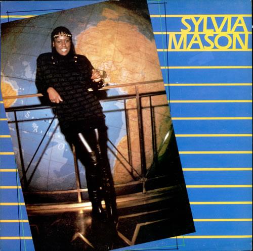 Sylvia Mason Sylvia Mason vinyl LP album (LP record) UK SJALPSY504866