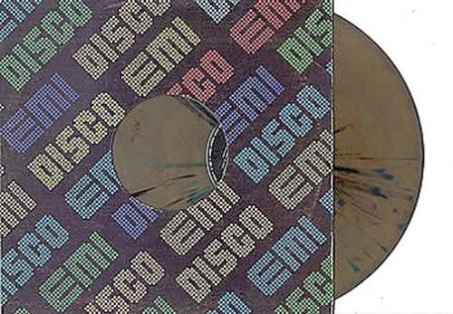 """Sylvie Vartan Esta Noche Es Nuestra Mi Amor - Dark Grey Vinyl 12"""" vinyl single (12 inch record / Maxi-single) Colombian VIE12ES254084"""