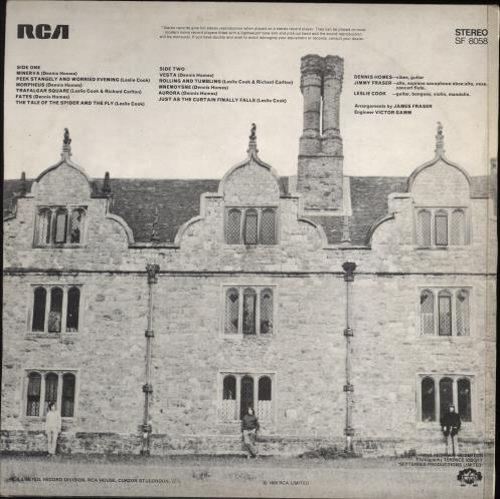 Synanthesia Synanthesia vinyl LP album (LP record) UK SF0LPSY776570