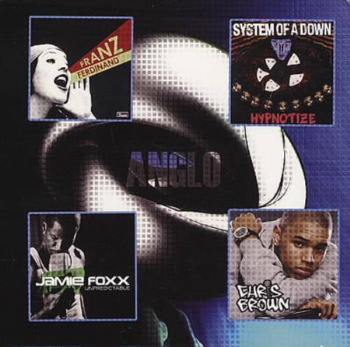 """System Of A Down Lonely Day CD single (CD5 / 5"""") Mexican SMDC5LO372017"""