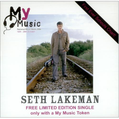 "Seth Lakeman Kitty Jay CD single (CD5 / 5"") European SZMC5KI421305"