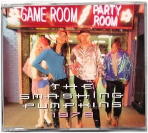 "Smashing Pumpkins 1979 - Nineteen Seventy Nine CD single (CD5 / 5"") UK SMPC5NI61852"