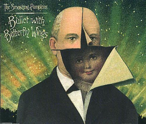 "Smashing Pumpkins Bullet With Butterfly Wings CD single (CD5 / 5"") UK SMPC5BU54612"