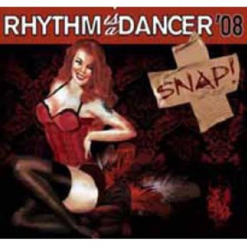 "Snap! Rhythm Is A Dancer '08 CD single (CD5 / 5"") UK SNPC5RH438372"