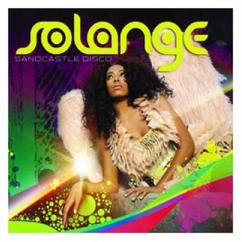"""Solange Knowles Sandcastle Disco CD single (CD5 / 5"""") UK S/KC5SA453953"""