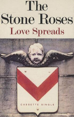 Love The Stone Tile For A Patio: Stone Roses Love Spreads UK Cassette Single (64140
