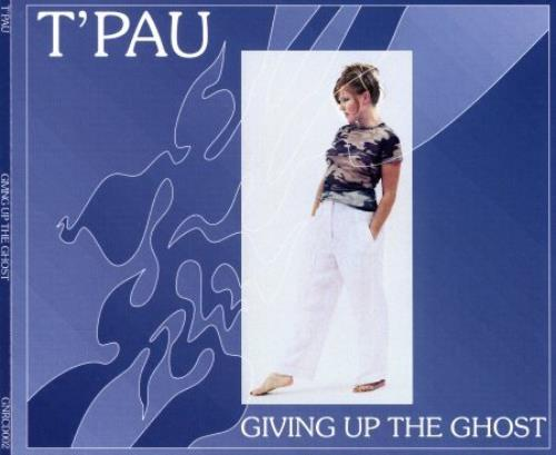 "T'Pau Giving Up The Ghost CD single (CD5 / 5"") UK TPAC5GI217750"