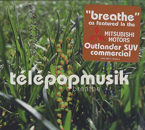 T 233 L 233 Popmusik Breathe Us Promo Cd Single Cd5 5 Quot 231073