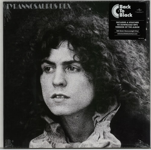 T-Rex / Tyrannosaurus Rex A Beard Of Stars vinyl LP album (LP record) UK REXLPAB615755