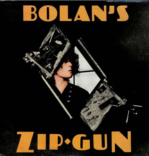 T-Rex / Tyrannosaurus Rex Bolan's Zip Gun - EX vinyl LP album (LP record) UK REXLPBO558101