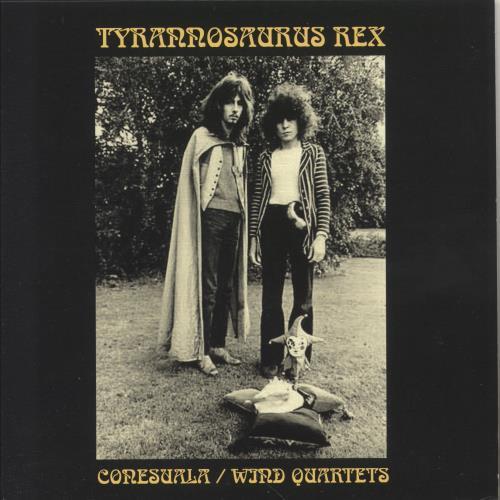 "T-Rex / Tyrannosaurus Rex Conesuala 7"" vinyl single (7 inch record) UK REX07CO682883"