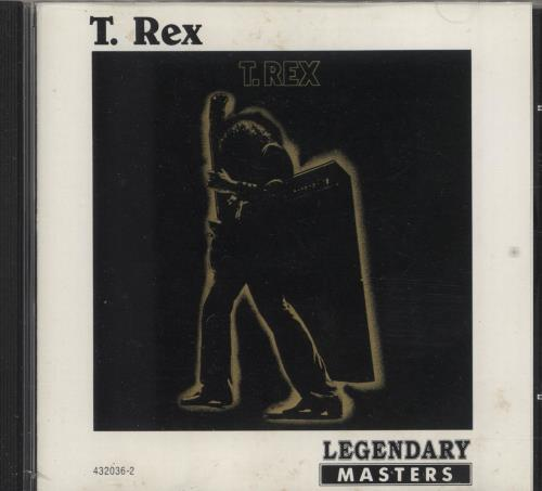 T-Rex / Tyrannosaurus Rex Electric Warrior CD album (CDLP) Australian REXCDEL744997