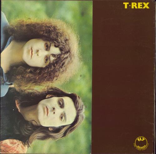 T-Rex / Tyrannosaurus Rex T-Rex + Inner - Ex vinyl LP album (LP record) UK REXLPTR774779