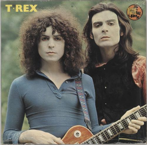 T-Rex / Tyrannosaurus Rex T-Rex / Bolan Boogie - Sealed 2-LP vinyl record set (Double Album) German REX2LTR733249