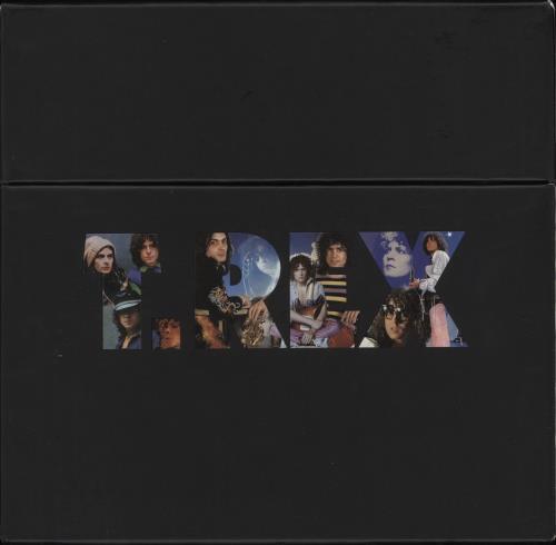 """T-Rex / Tyrannosaurus Rex The 7"""" Singles Box Set 7"""" box set UK REX7XTH706929"""