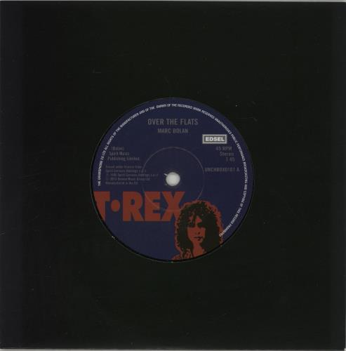 T-Rex / Tyrannosaurus Rex Unchained: Home Recordings & Studio Outtakes 1972–1977 - Sealed CD Album Box Set UK REXDXUN644834