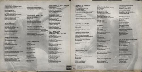 T-Rex / Tyrannosaurus Rex Unicorn - Red Label - VG vinyl LP album (LP record) UK REXLPUN733056