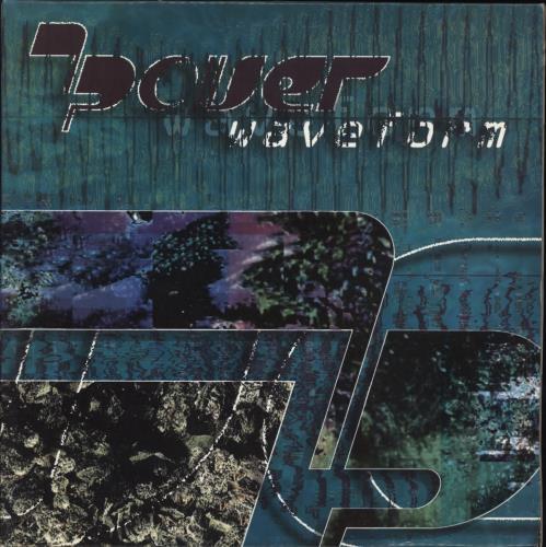 T. Power Waveform 2-LP vinyl record set (Double Album) UK YGB2LWA710074