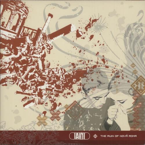 Taint The Ruin Of Nová Roma 2-LP vinyl record set (Double Album) UK W672LTH623152