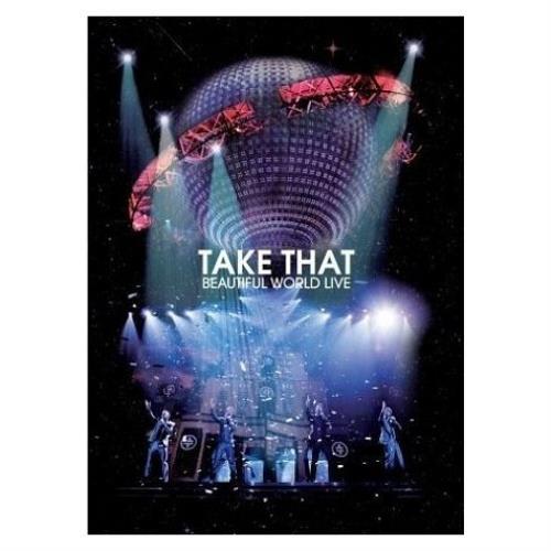 Take That Beautiful World Live DVD UK TAKDDBE427921