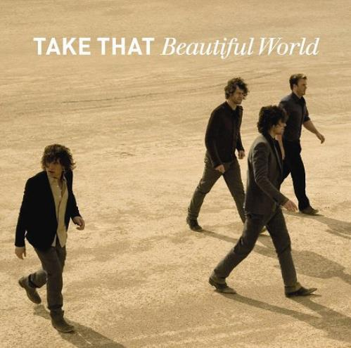 Take That Beautiful World CD album (CDLP) UK TAKCDBE380442