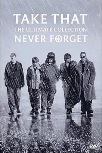 Take That Never Forget - The Ultimate Collection DVD UK TAKDDNE340947