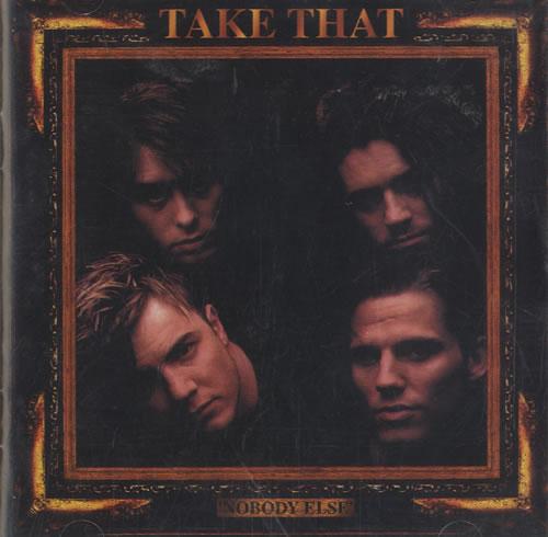 Take That Nobody Else CD album (CDLP) US TAKCDNO469770