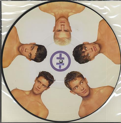 """Take That Once You've Tasted Love 12"""" vinyl picture disc 12inch picture disc record UK TAK2PON18547"""