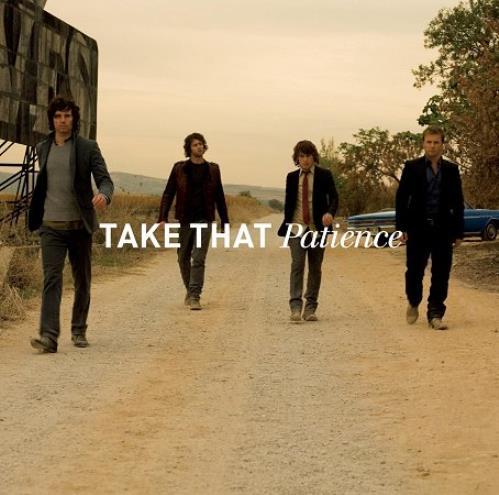"""Take That Patience CD single (CD5 / 5"""") UK TAKC5PA380436"""
