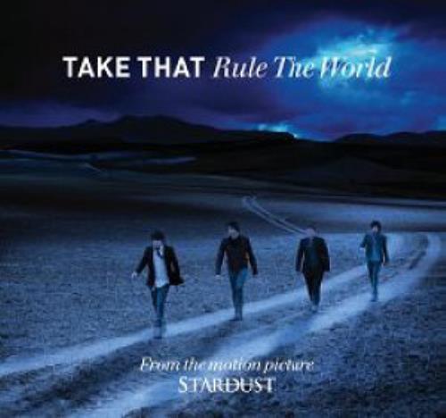 """Take That Rule The World CD single (CD5 / 5"""") UK TAKC5RU416872"""