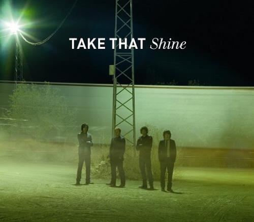 "Take That Shine CD single (CD5 / 5"") UK TAKC5SH389879"