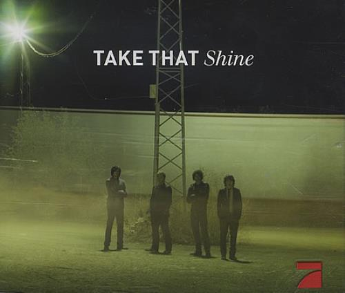 "Take That Shine CD single (CD5 / 5"") German TAKC5SH396902"
