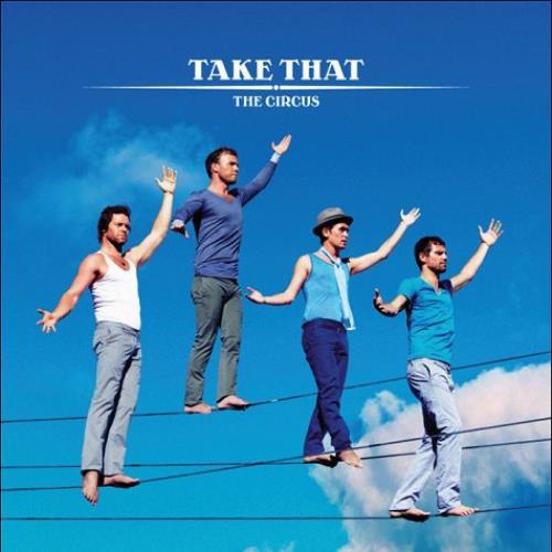 Take That The Circus CD album (CDLP) UK TAKCDTH454595