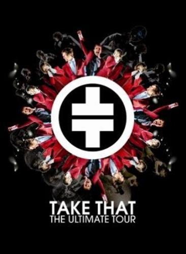 Take That The Ultimate Tour DVD UK TAKDDTH378030
