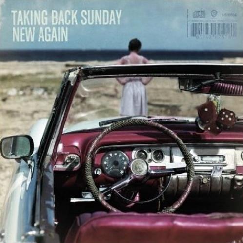 Taking Back Sunday New Again CD album (CDLP) UK TU3CDNE470887