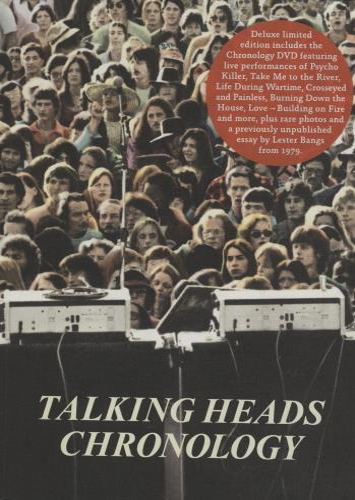 Talking Heads Chronology DVD US TALDDCH759855