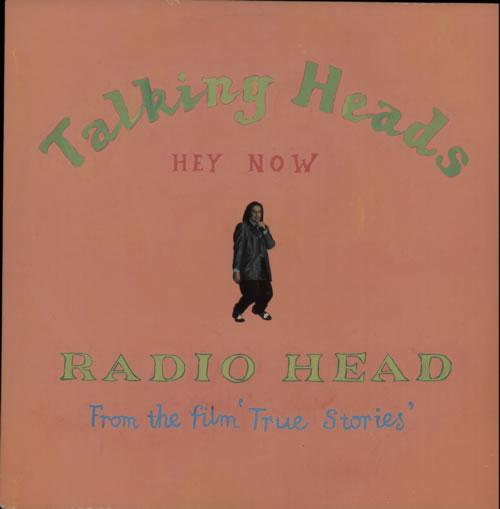 "Talking Heads Hey Now 12"" vinyl single (12 inch record / Maxi-single) UK TAL12HE172344"