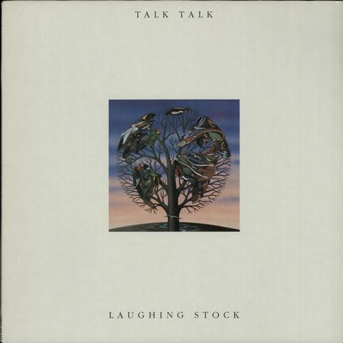 Talk Talk Laughing Stock Uk Vinyl Lp Album Lp Record