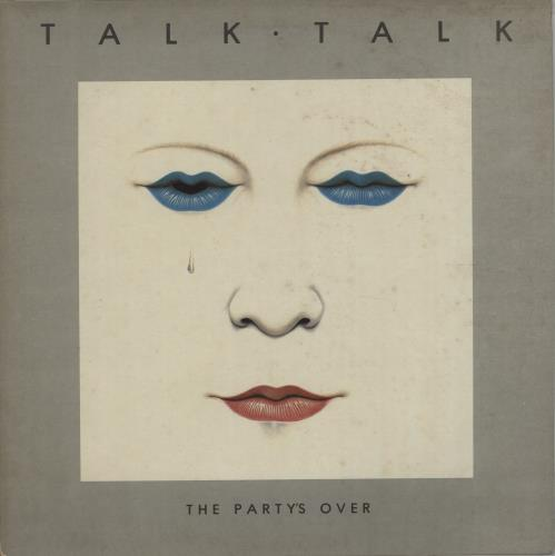 Talk Talk The Party's Over vinyl LP album (LP record) UK TTKLPTH41704