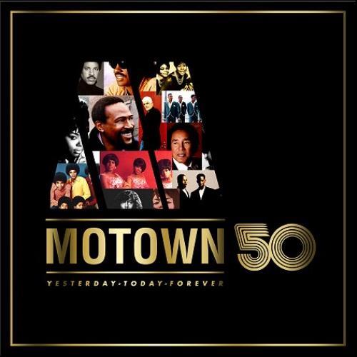 Tamla Motown Motown 50 Uk 3 Cd Album Set Triple Cd 454609