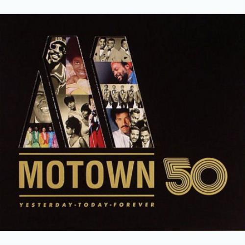 Tamla Motown Motown 50 Australian 3 Cd Album Set Triple