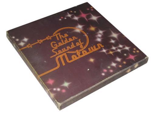 Tamla Motown The Golden Sound Of Motown Uk Vinyl Box Set