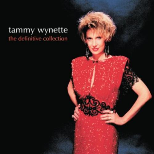 Tammy Wynette The Definitive Collection CD album (CDLP) Australian TAMCDTH465483