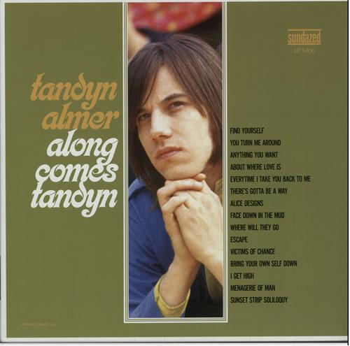 Tandyn Almer Along Comes Tandyn vinyl LP album (LP record) US XBOLPAL636047