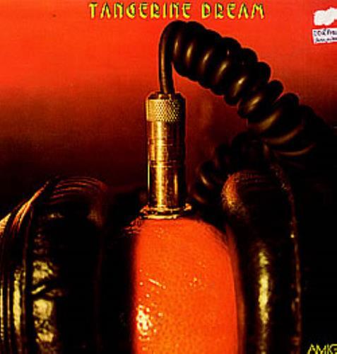 Tangerine Dream Quichotte vinyl LP album (LP record) German TANLPQU214059
